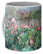 Lotus Pond-3 Coffee Mug