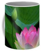 Lotus Siblings Coffee Mug