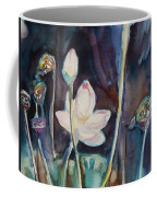 Lotus Study II Coffee Mug