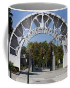 Louis Armstrong Park - New Orleans Louisiana Coffee Mug