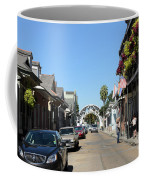 Louis Armstrong Park - Straight Ahead - New Orleans Coffee Mug