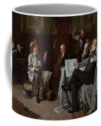 Louis Charles Moeller - The Dubious Tale Coffee Mug