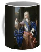 Louis De Bourbon Of Savoy. Prince Of Asturias. Later Louis I Of Spain  Coffee Mug