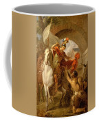 Louis Galloche - A Scene From The Life Of St. Martin Coffee Mug