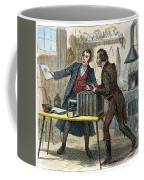 Louis J.m. Daguerre Coffee Mug