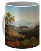 Louis Remy Mignot 1831-1870, Fishkill Mountains Coffee Mug