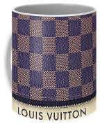 Louis Vuitton Mens Wallet Coffee Mug