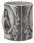 Louis Xiii And Anna D'austriche Coffee Mug