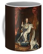 Louis Xv Of France As A Child Coffee Mug