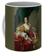 Louise-elisabeth Of France, Wife Of The Infante Philip, Future Duke Of Parma Coffee Mug