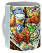 Louisiana 4 Seasons Coffee Mug