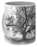 Louisiana Dreamin' Monochrome Coffee Mug