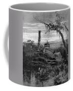 Louisiana: Steamboat Wreck Coffee Mug