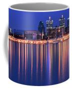 Louisville Lights Up Nicely Coffee Mug