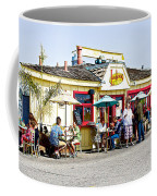Loulou's On The Commercial Pier In Monterey-california Coffee Mug