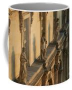 Louvre Exterior Coffee Mug