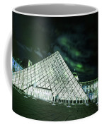 Louvre Museum 5b Art Coffee Mug