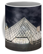 Louvre Museum Art Coffee Mug