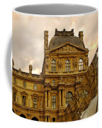 Louvre Reflection Coffee Mug