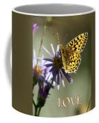 Love 1 Coffee Mug