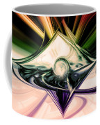 Love And Light Coffee Mug by Linda Sannuti