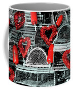 Love And Lobster Coffee Mug
