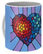 Love Conquers All Coffee Mug