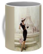 Love, From Paris Coffee Mug by Steve Henderson