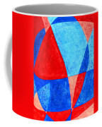 Love In Abstract Word Art Coffee Mug