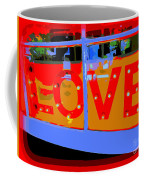 Love  In Lights Coffee Mug
