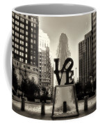 Love In Sepia Coffee Mug
