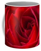 Love Is A Red Rose Coffee Mug