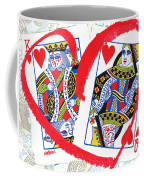 Love Is In The Cards Coffee Mug