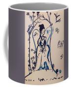 Love Is Waiting With Bells On Coffee Mug
