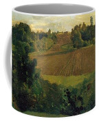Love Island 1900 Konstantin Andreevich 1869-1939 Somov Coffee Mug