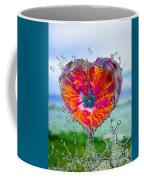 Love Makes A Splash Coffee Mug