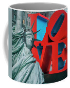 Love New York Coffee Mug
