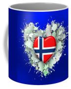 Love Norway 2 Coffee Mug