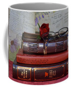 Love Of Books Coffee Mug