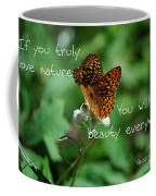 Love Of Nature Coffee Mug