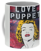 Love Puppet Coffee Mug