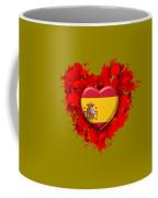 Love Spain Coffee Mug
