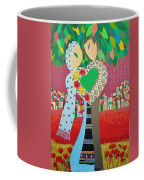 Love Statement Coffee Mug
