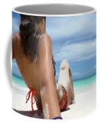 Love The Beach Coffee Mug
