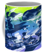 Love Those Diagonals - Purple 2 Coffee Mug