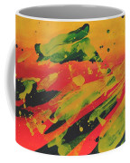 Love Those Diagonals - Yellow 1 Coffee Mug