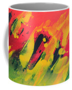 Love Those Diagonals - Yellow 2 Coffee Mug
