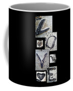Love Written In The Trees 4 Coffee Mug