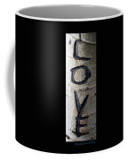 Love Written In The Trees 5 Coffee Mug