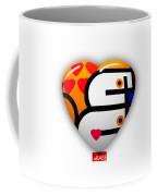 Love You Babe Coffee Mug